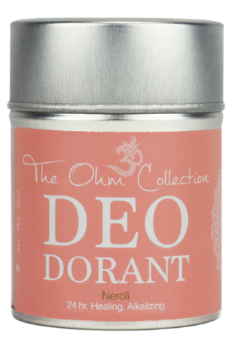 The Ohm Collection Deo Dorant - Deodorantti Neroli