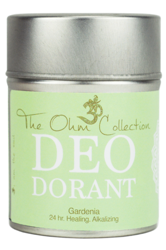 The Ohm Collection Deo Dorant - Deodorantti Gardenia