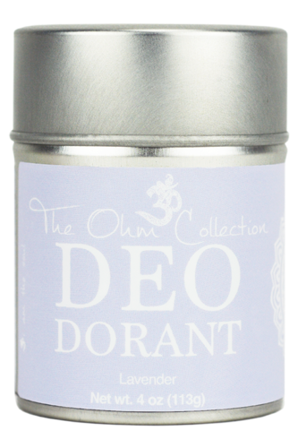 The Ohm Collection Deo Dorant - Deodorantti Lavender
