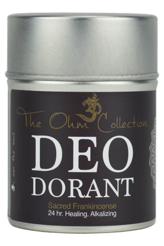 The Ohm Collection Deo Dorant - Deodorantti Sacred Frankincense