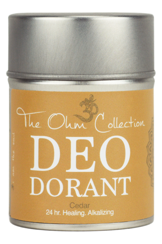 The Ohm Collection Deo Dorant - Deodorantti Cedar