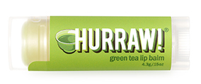 Hurraw! Green Tea huulivoide
