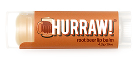 Hurraw! Root Beer huulivoide