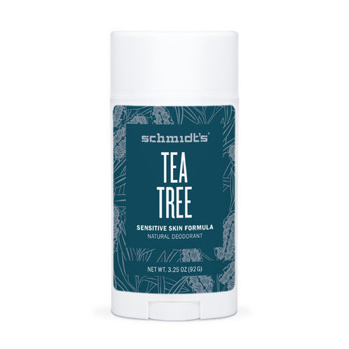 Schmidt`s Deodorantti Sensitive Tea Tree